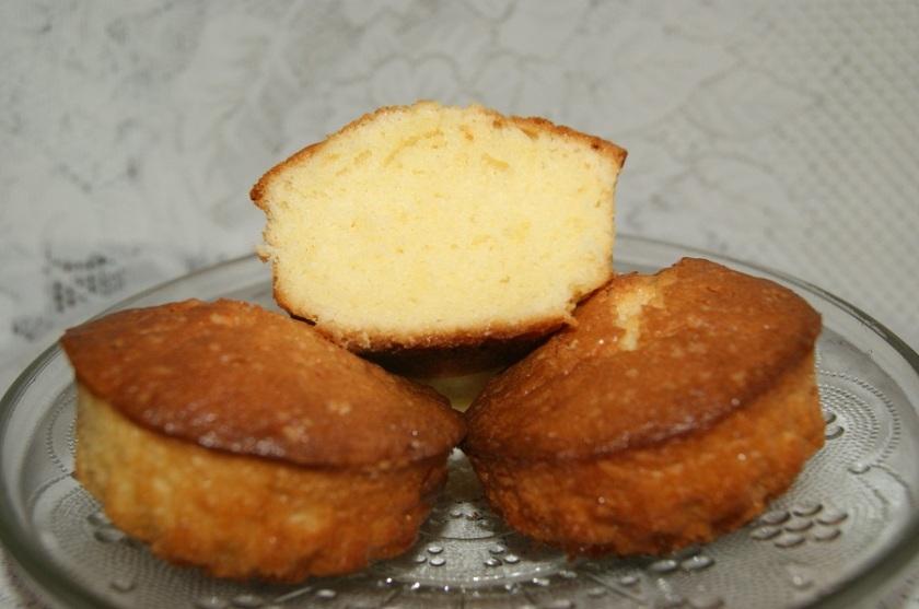 Творожные кексы рецепты с пошаговым