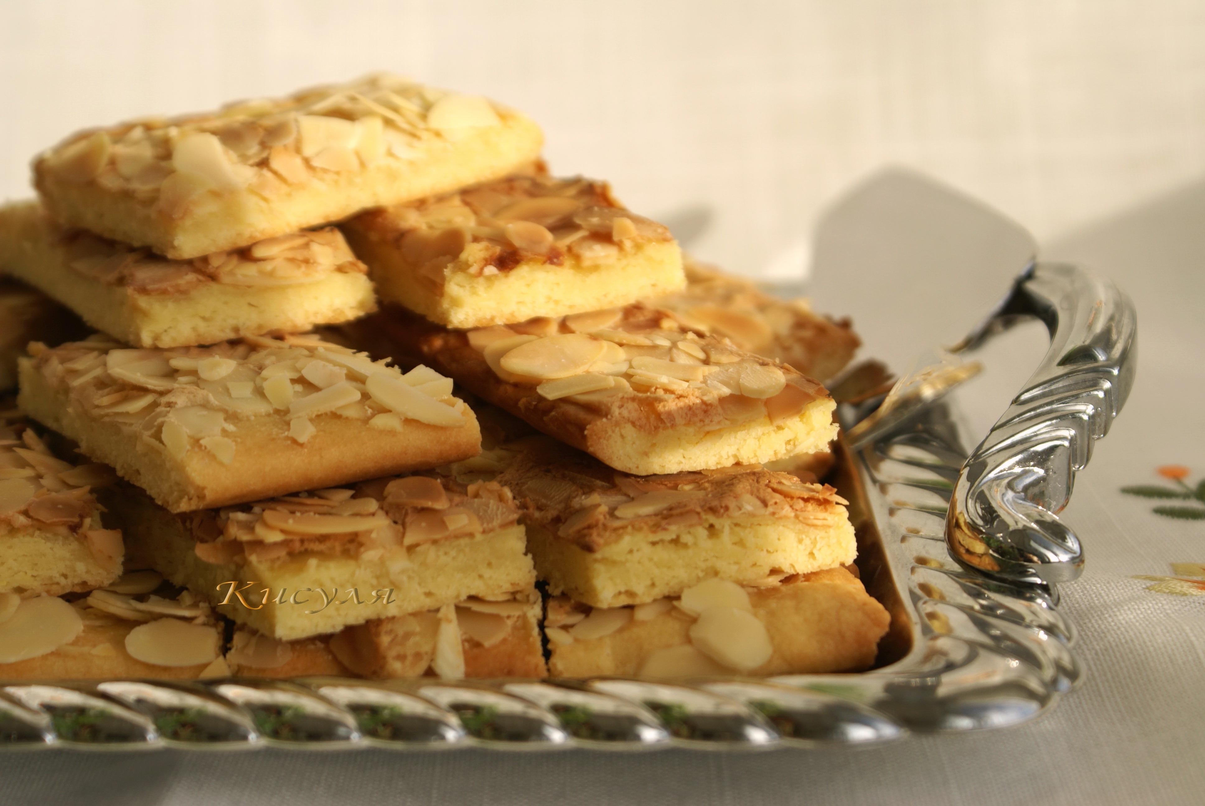рецепт печенья из желтков без масла
