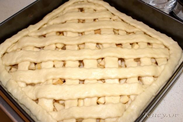 Как сделать дрожжевое тесто для пирога сладкого