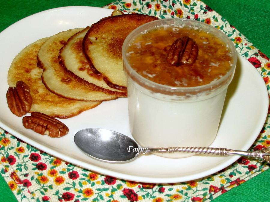 рецепт карамели с кленовым сиропом