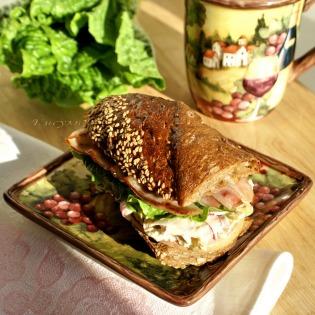 Bocadillo Spanish sandwich
