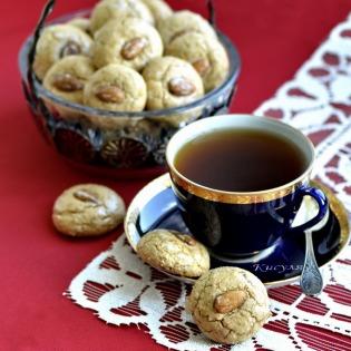 Habit cookies almond